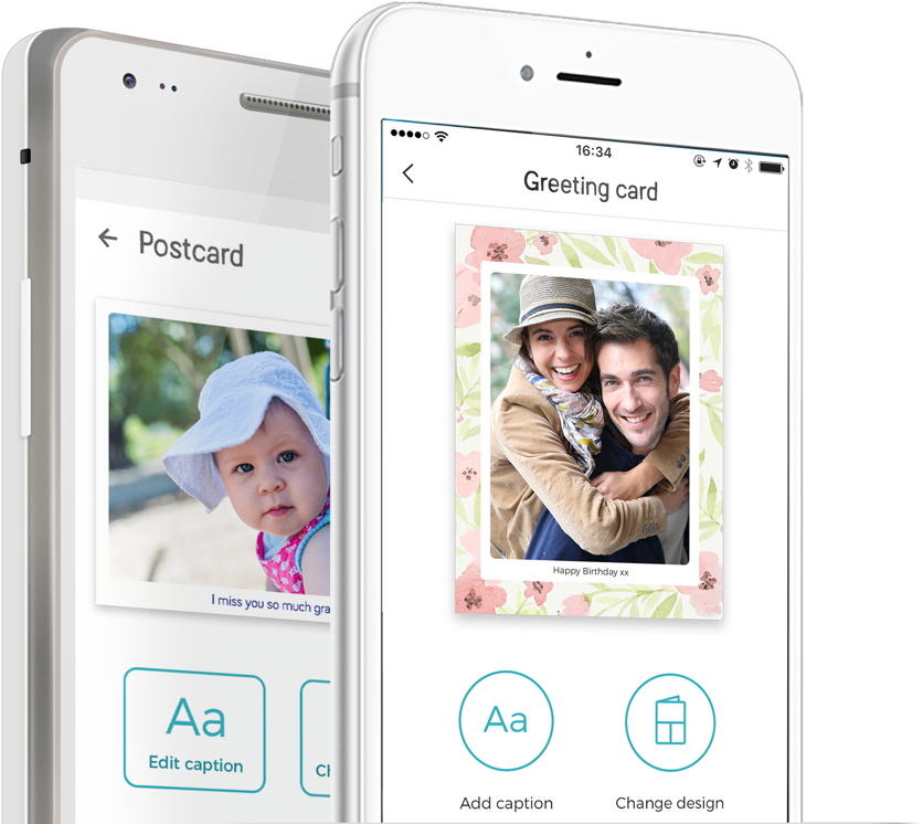 TouchNote | Send your photos as postcards, prints, and presents
